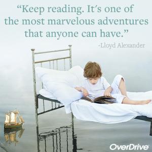 Open a book, open your mind - Rakuten OverDrive