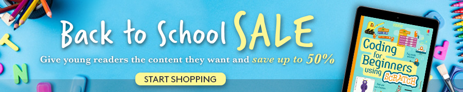 OverDrive Back to school sale