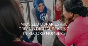 Midsized libraries hitting record circulation numbers