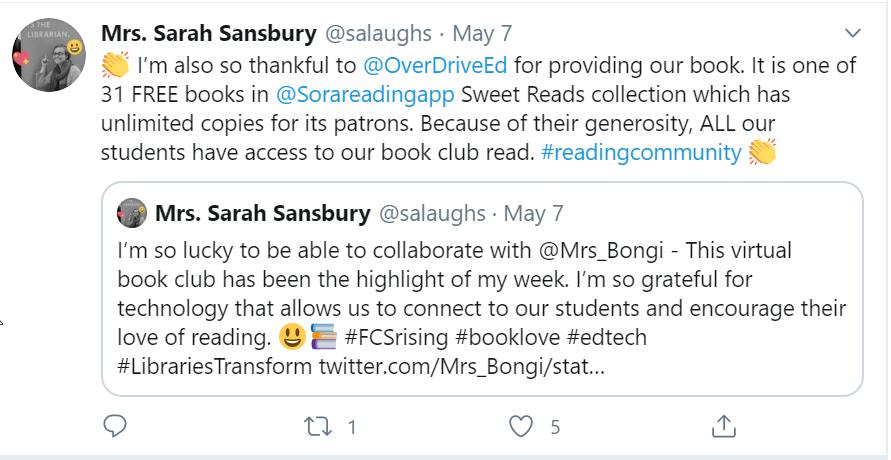 sarah sansbury twitter