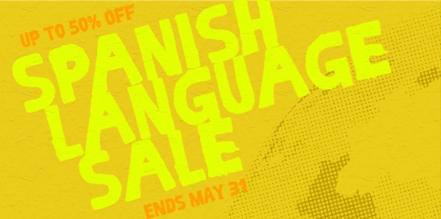 spanish language sale CTA