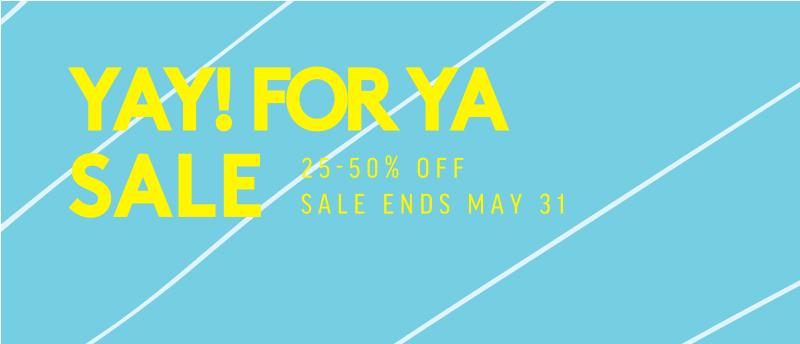 yay! for ya sale CTA