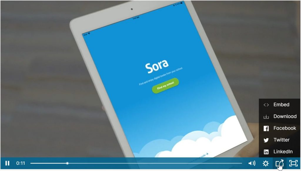 share sora promotional videos