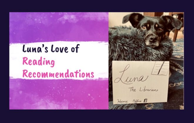 luna the dog reading recommendations