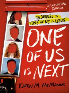 one of us is next by karen m. mcmanus cover