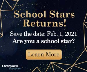 school stars returns square add save the date
