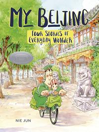 my beijing comic cover