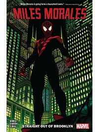 miles morales marvel comic cover