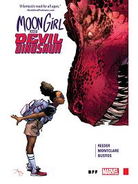moon girl devil dinosaur comic cover
