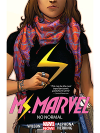 ms. marvel comic cover